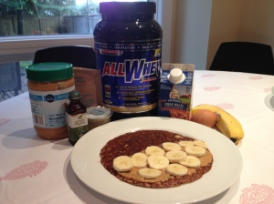 Power Protein Pancake